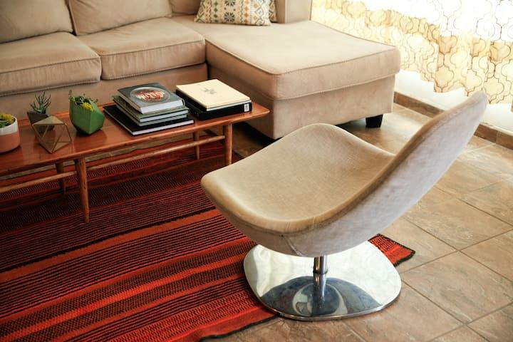 Cozy loft - Ensenada - Departamento