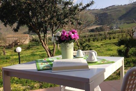 Le Terrazze su Fraginesi - Rosa - Castellammare del Golfo