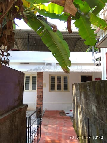 3 BHK Independent House with Modern Eminities