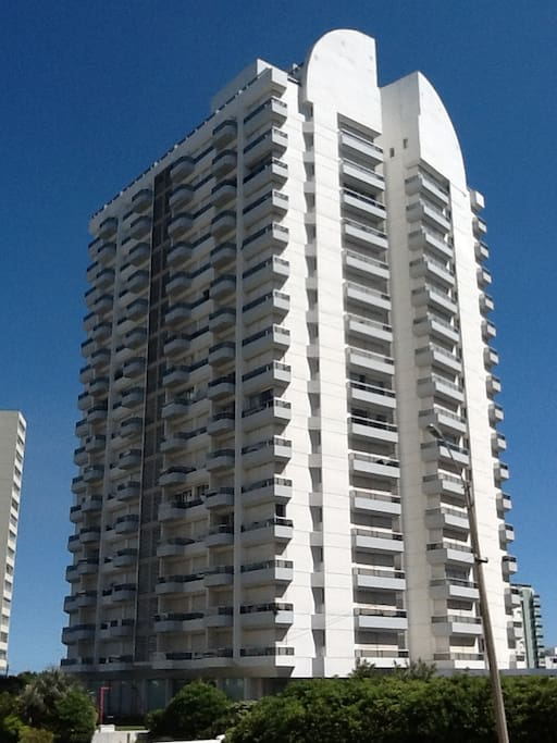 Our building, Torre Marina II