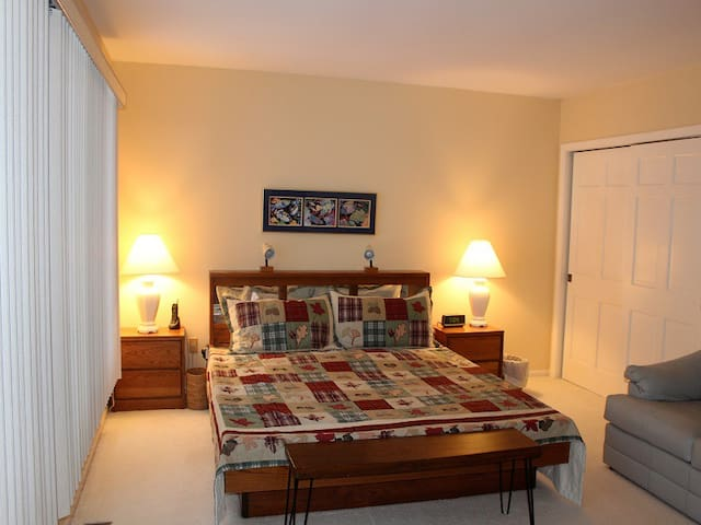 Gracious Home - Harbor Springs - Apartamento
