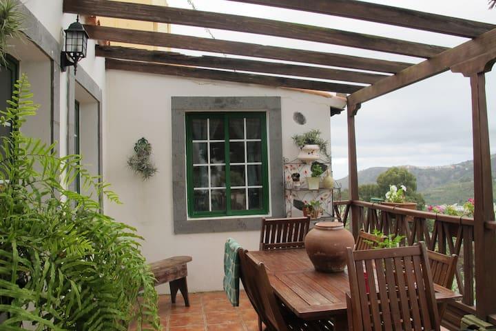 Casa rural romantica, senderismo, naturaleza, - Arucas - Ház