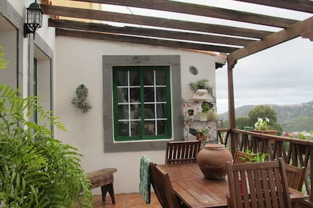 Casa rural romantica, senderismo, naturaleza, - Arucas - 단독주택