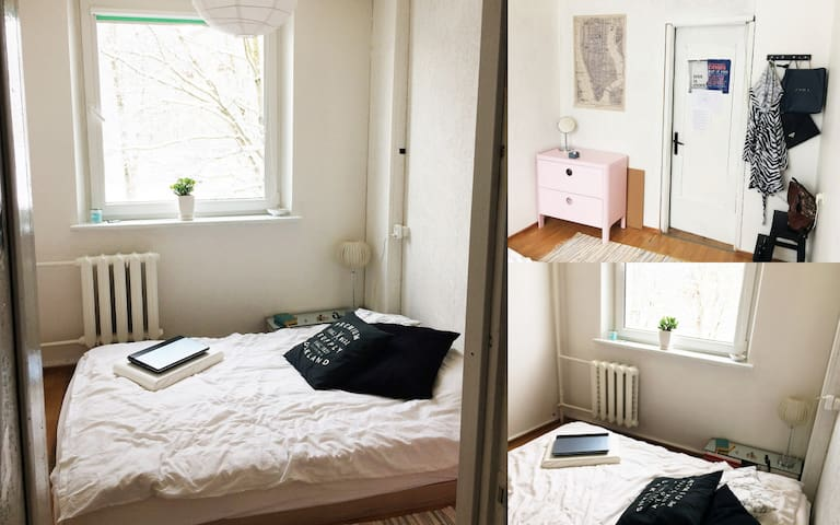 Small & cozy private room in Vilnius - Vilna - Apartamento