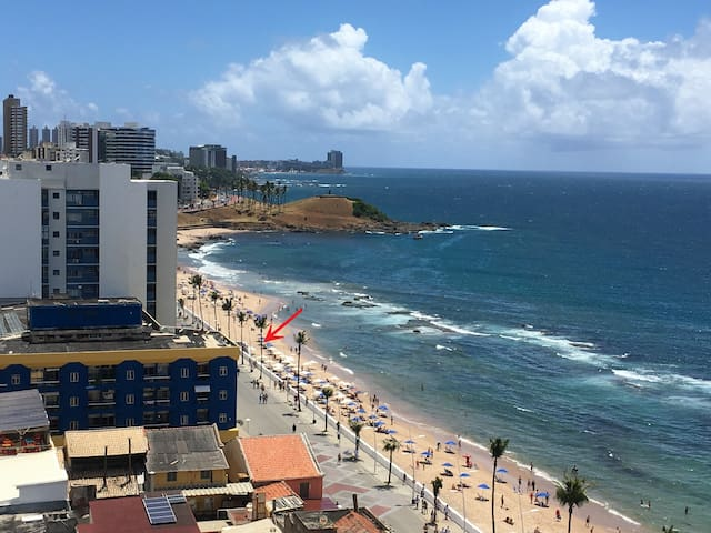 Apartamento 310 Bahia Flat