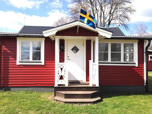 Swedish summerhouse near lake - Stuga i Sörmland