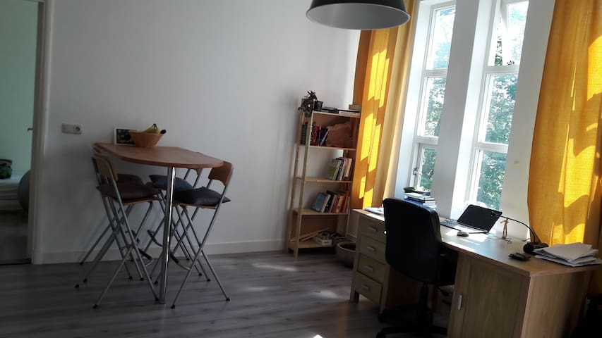 Sunny appartment, old heart of city, own balcony!