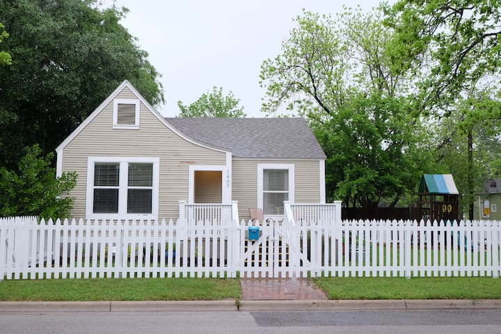 Perch 626, Cute Downtown Home - Georgetown - Casa
