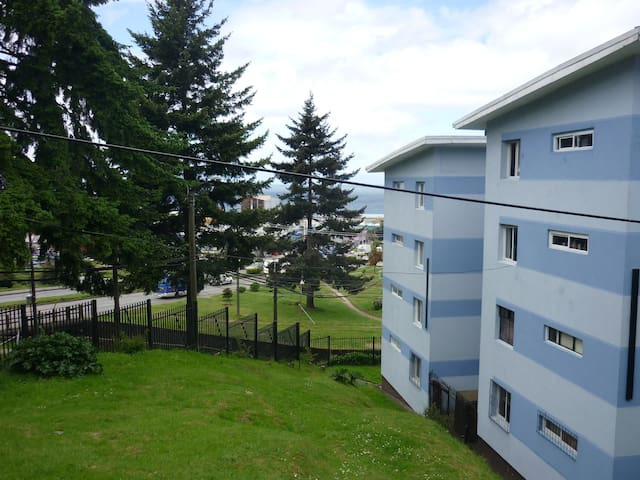 Small room in downtown, minibar, private bathroom - Puerto Montt