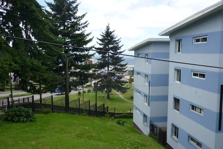 Small room in downtown, minibar, private bathroom - Puerto Montt - Guesthouse