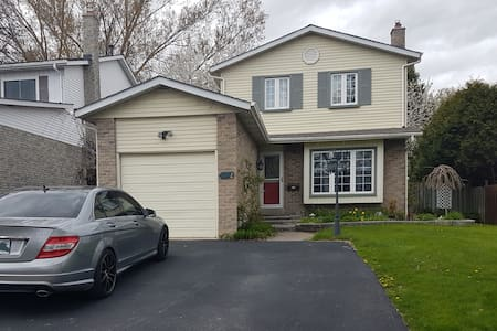 Private Apartment with Parking- Oshawa