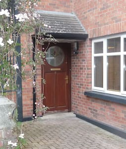 Spacious 4BDGround Floor Garden Apt - Limerick