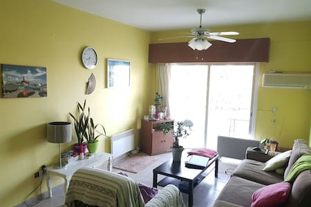 Room in tourist area by the beach. - Agios Tychon - Apartment - 1