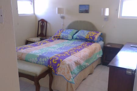 Airy Seaside Fourth Floor Apartment - Bridgetown - Lejlighed