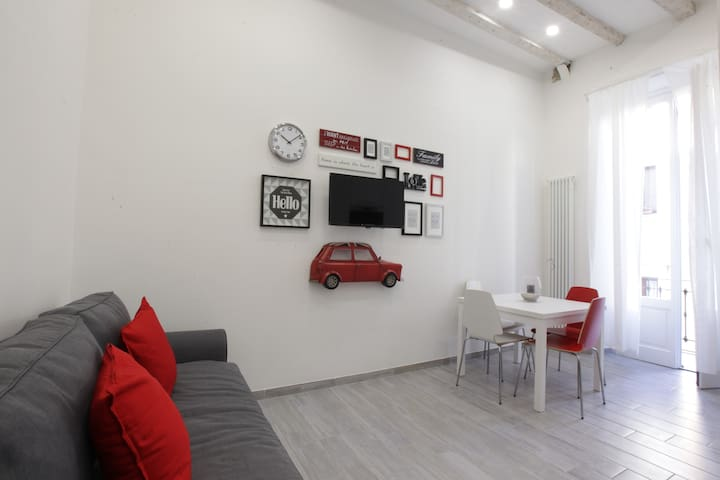 AMAZING & NEW flat in the best area of CITY CENTER