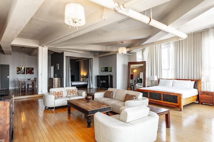 Loft Hotel Montreal - Loft 502