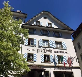 Hotel zur Linde (Einzelzimmer)