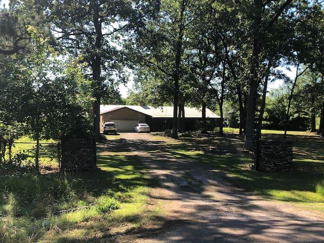 Caddo Lake Ranch House