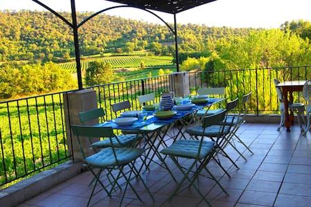 A Casa Celeste BnB - Chambre Soleil - Beaumont-de-Pertuis