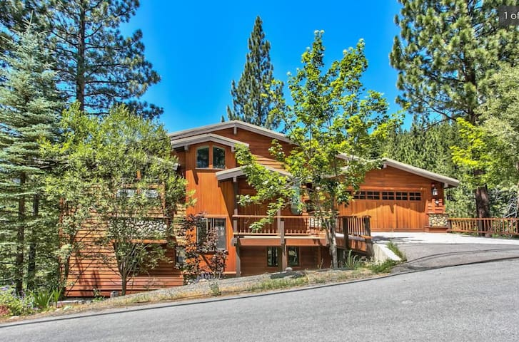 Sweet Sugarpine Home-Sweet-Home in Incline Village