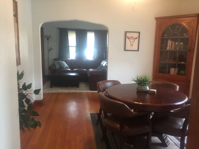 Close to Miller Park, State Fair, & Downtown MKE!