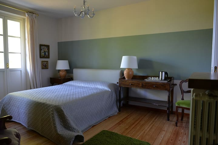 San Matteo Bed & Breakfast Stanza Verde