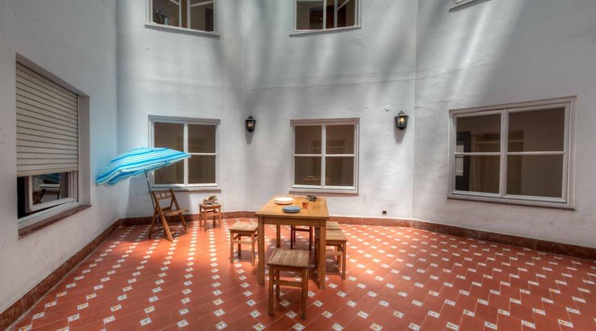 habitación privada en piso compartido,centro Cádiz