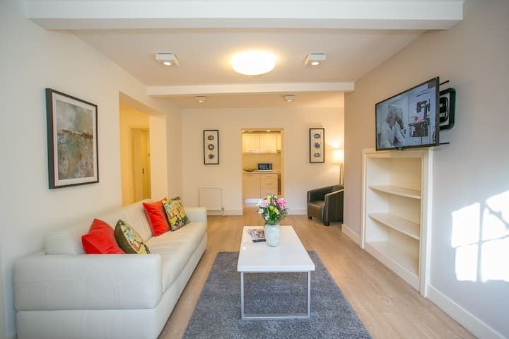 Modern St Stephen's Green 1 Bedroom Apartment