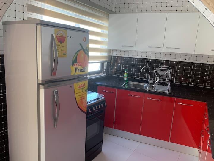 Gyamfi's Luxurious Apartment