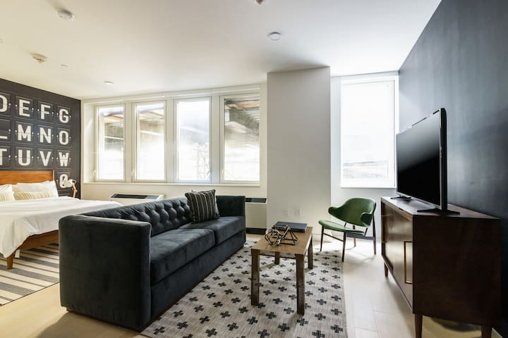 Sonder | Stock Exchange | Welcoming 1BR