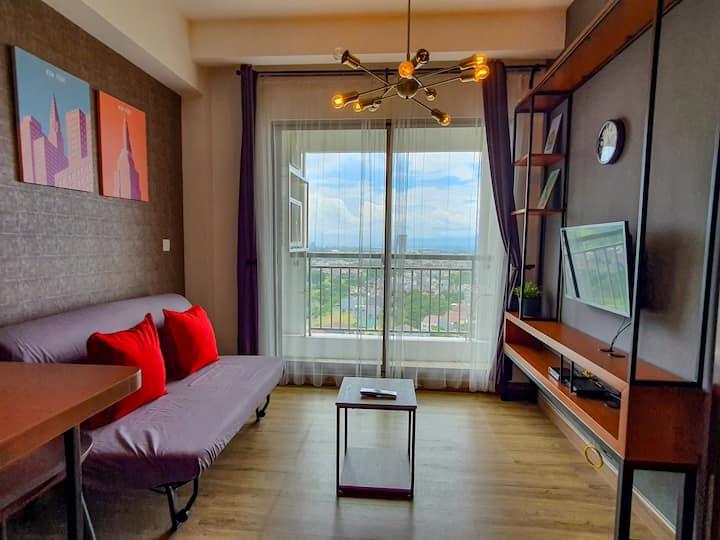 Cozy & Modern Apartemen Didepan SMS Gading Serpong