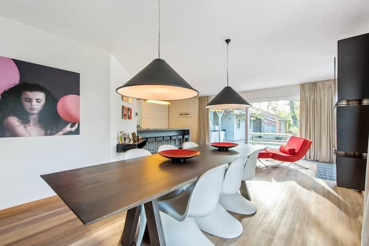 Design Villa in de duinen Oostduinkerke