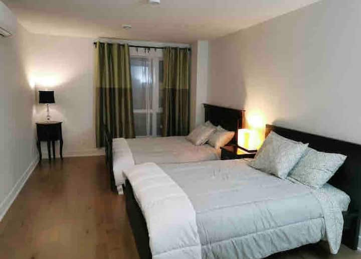 Condo/Appartment near Downtown Montreal
