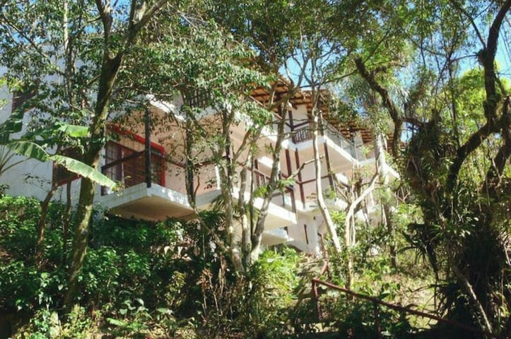 Suítes Família - Pousada da Lagoinha