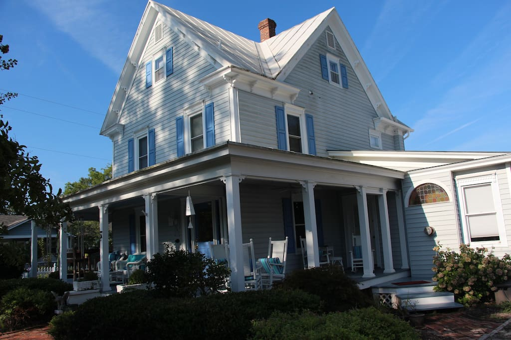 The Cartwright House Bed and Breakfast
