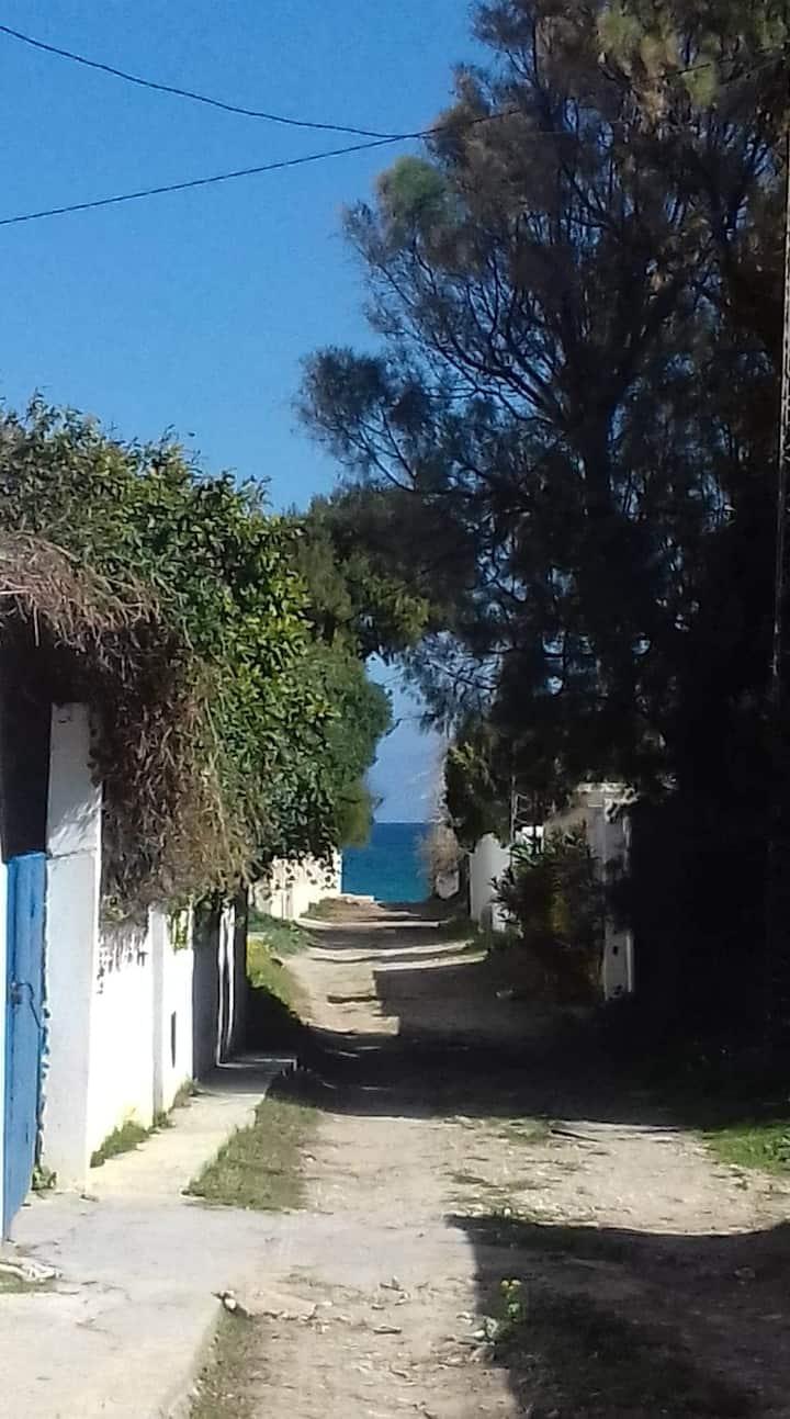 Villa de charme, style traditionnel, plage à 50m