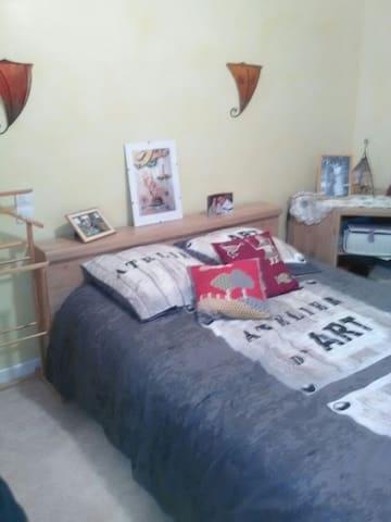 Belle chambre tres confortable