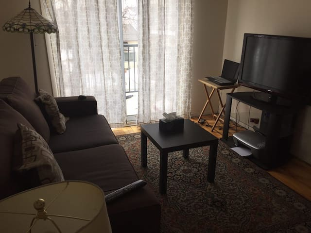 Clean and Cozy Apartment ideally located - Longueuil - 公寓