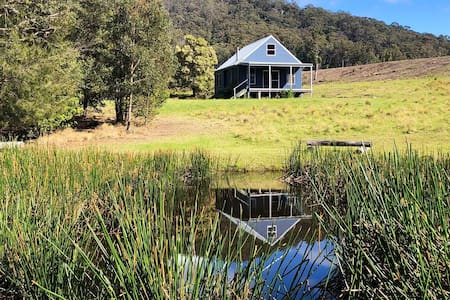 Lovely Off-grid Cottage on the Mountain