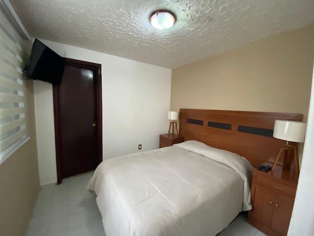 Confortable Habitacion con WIFI!!