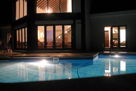 Modern Village villa, Limassol - Pano Kivides