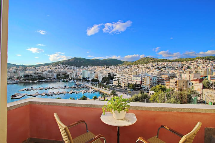 Beautiful guest house with amazing view - Kavala - House