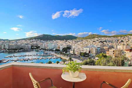 Beautiful guest house with amazing view - Kavala
