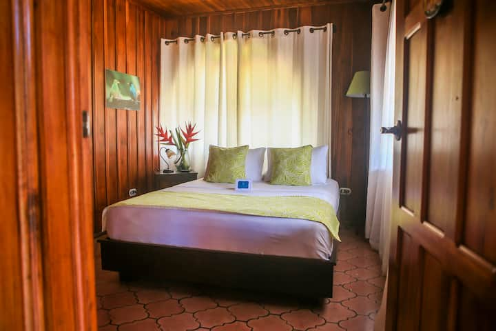 Tangara Arenal room single (1 o 2 p) A/C wifi pool
