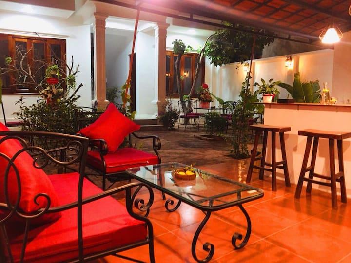 Tấm Villa -private Double room#2 pax