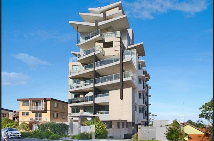 Walking distance to beach and town centre - Tweed Heads - Lejlighed
