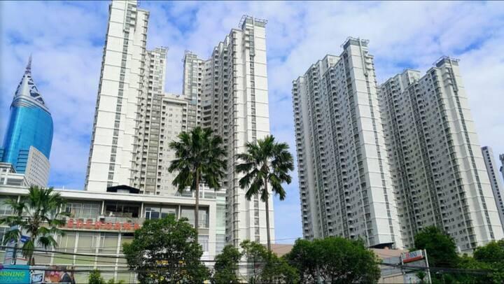 Sudirman Park 38CE Twrr B, 2 bedrms, Jakarta City
