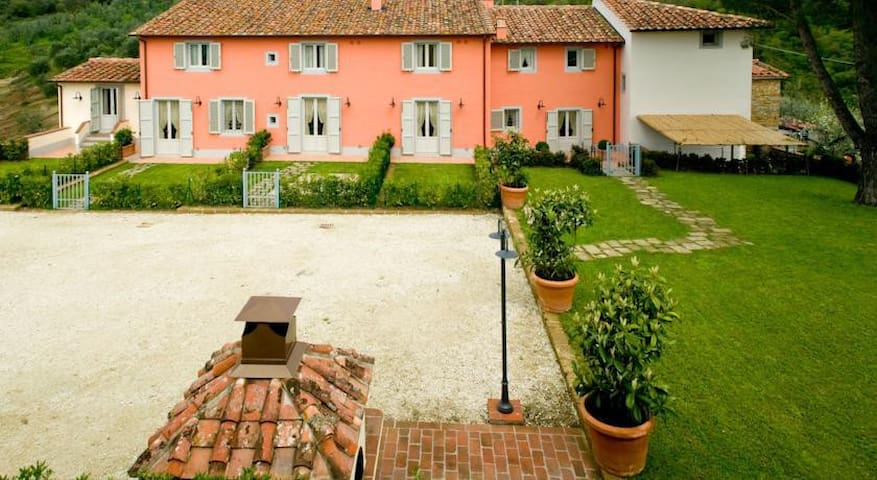 Occitan style in Tuscany - Vinci - Huis