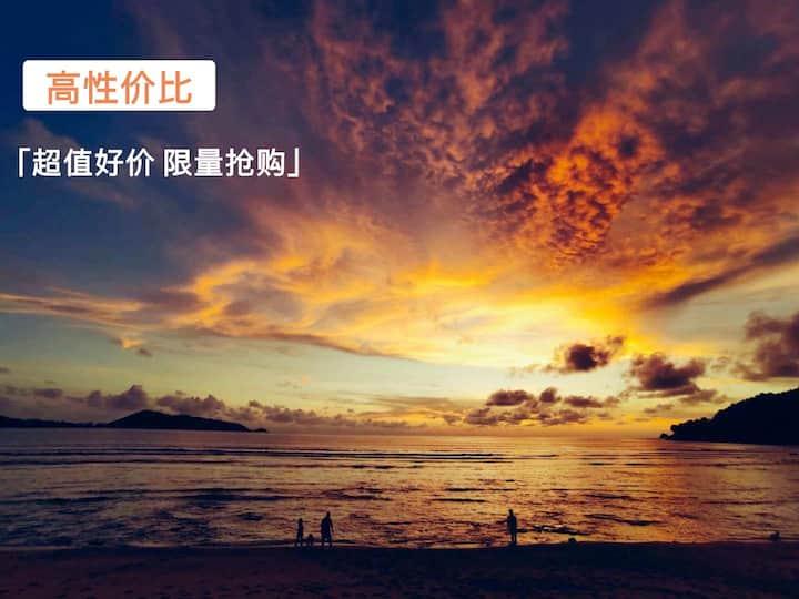 PatongVilla1:【高性价比】无敌海景4卧泳池别墅【很便利 】 中文管家 5分钟到海滩 班赞