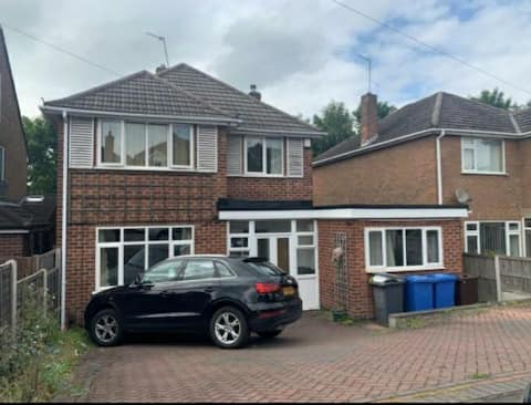 Independent flat in Derby